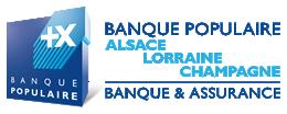 Logo de la Banque Populaire Alsace Lorraine Champagne